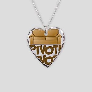 Pivot! Pivot! [Friends] Necklace Heart Charm
